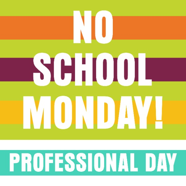 No School - October 12th - News and Announcements -